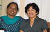 May 30, 2009 - 20 years after..<br /> Nithya and I - We went to high school together back in India..now I'm at Orlando for a conference, and she with her family on a vacation and we meet after 20 years !!