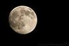 November 30, 2009 - the moon tonight. <br /> 20,001 photo from my Nikon D300 !