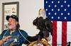 July 5, 2009 - at the National Eagle Center, Wabasha, WI