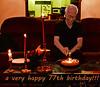 Sep 25, 2010. Dad's birthday!