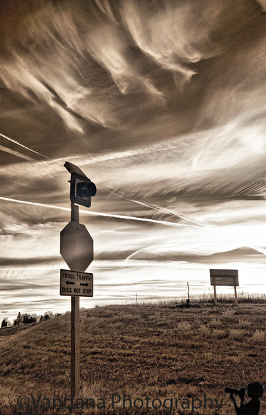 November 8, 2010 - sign to nowhere