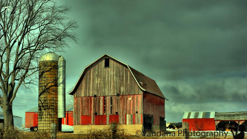 February 20, 2010 - Barn times !