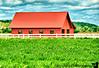 September 2, 2010 - The red barn