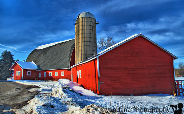 January 12, 2010 - Barns and more