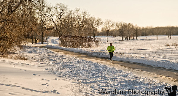 "January 6, 2010 - ""The loneliness of the long distance runner"""