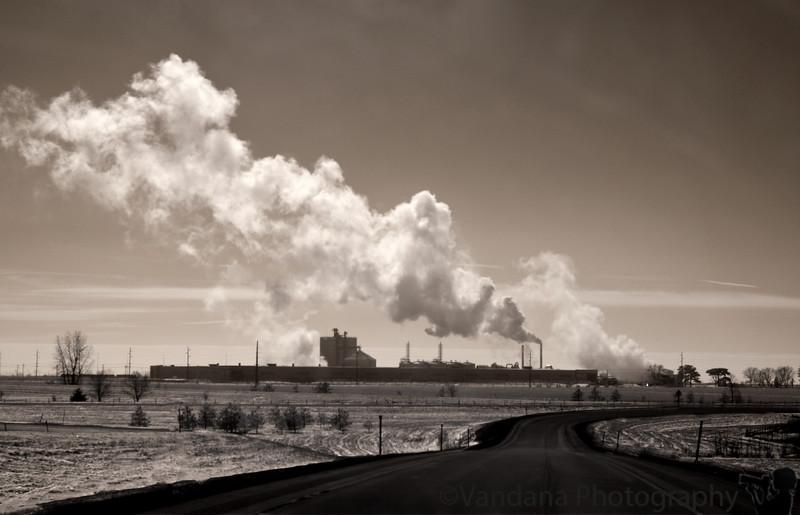 February 23, 2010 - Smoke