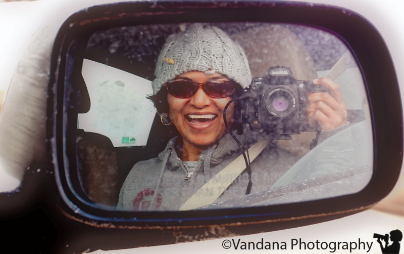 February 28, 2010 - Need to clean rear view mirror !