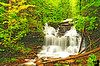 September 7, 2010 - Wagner Falls, Munising, MI