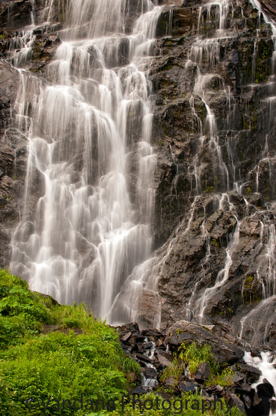 July 27, 2010 - Bridal Veil Falls, Valdez, AK