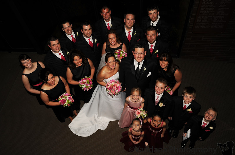 November 13, 2010 - Photographing Becky's wedding !<br /> <br /> my first time, shooting a wedding for a friend ..
