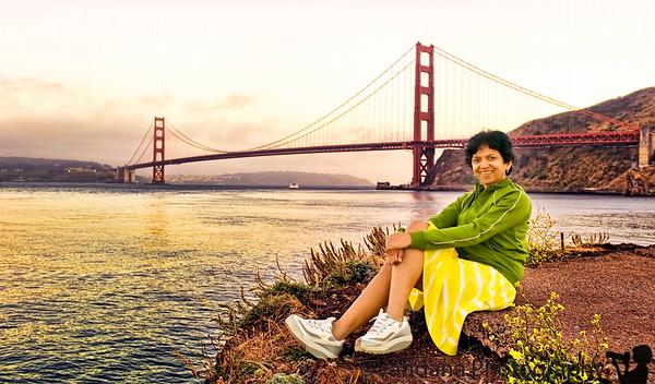 San Francisco and around