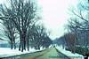 Feb 11, 2011 - the snowy path