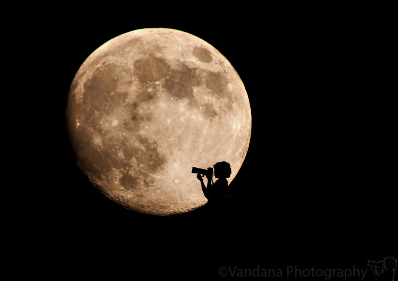November 8, 2011. (Wo)man on moon!