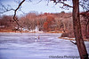 Jan 2, 2011 - Walking on ice : on a frozen lake at Rock cut state park