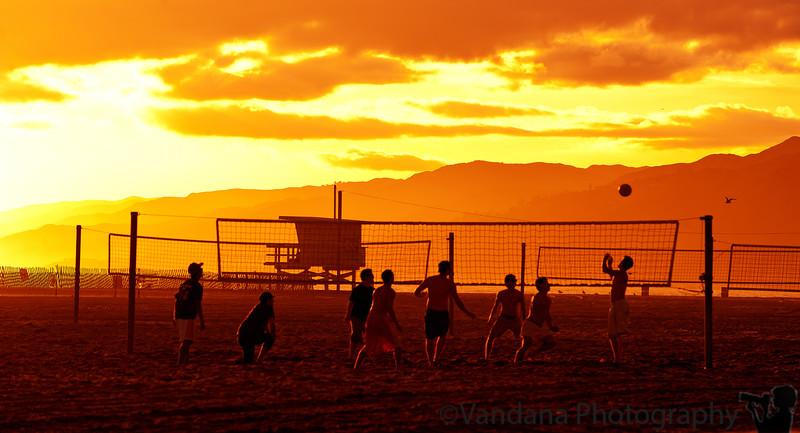 April 4, 2011 - beach volleyball !