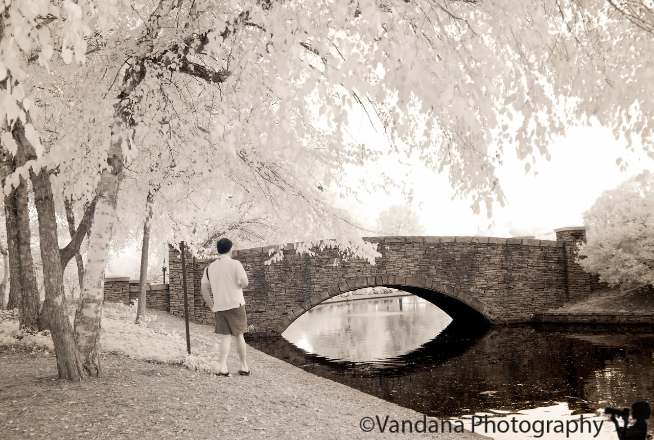 September 14, 2011 - shooting the ducks at Freedom Park, in IR