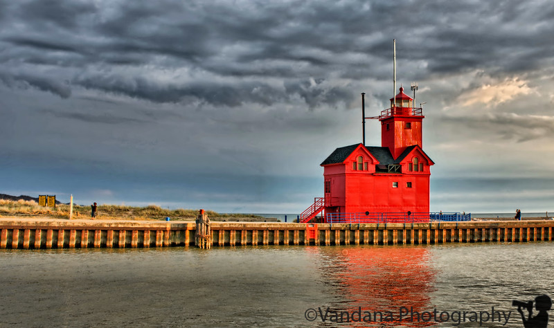 May 12, 2011 -The Holland Harbor Lighthouse, MI