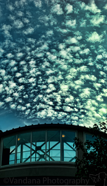 September 9, 2011 - Clouds in the sky