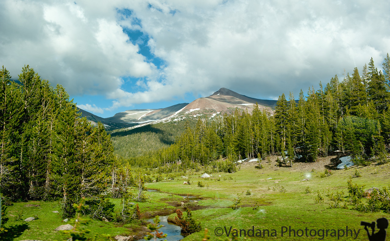 July 26, 2011 - the Sierra mountains