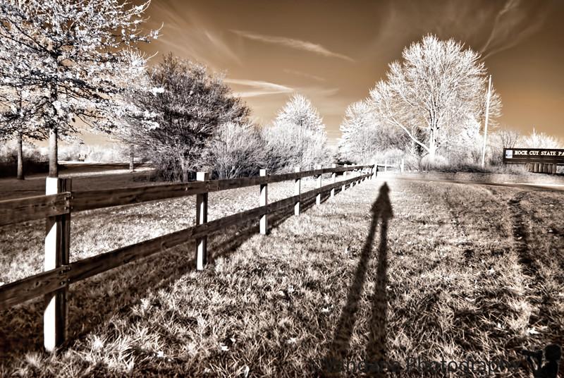 Jan 3, 2011 - a shadow portrait in IR