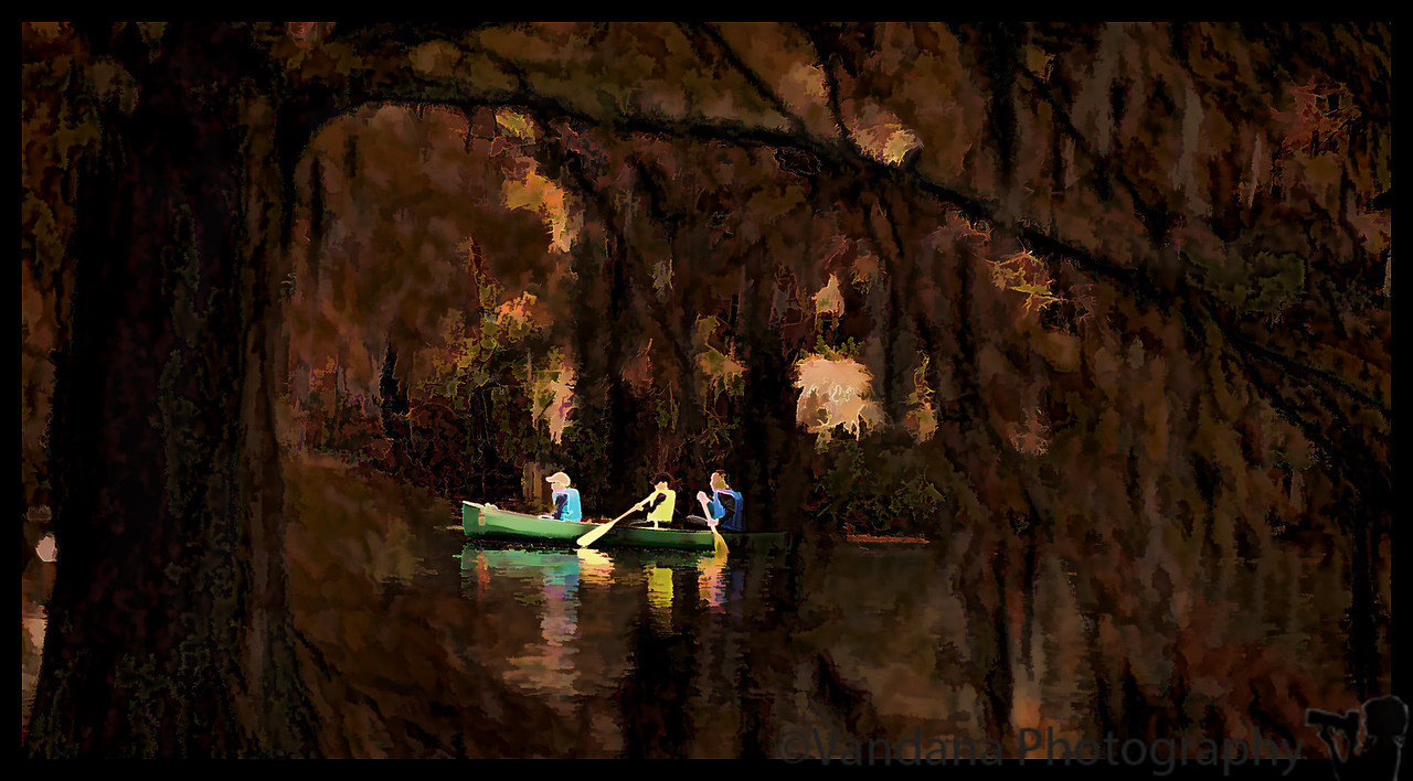 December 9, 2011 - a boating and photoshopping experiment !