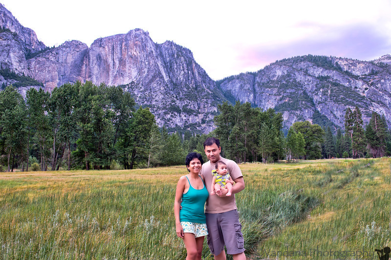 August 12, 2012 - V with the boys at Yosemite National Park ! <br /> <br /> Happy birthday to V !! what a wonderful place to spend a birthday !<br /> late upload on Aug 25