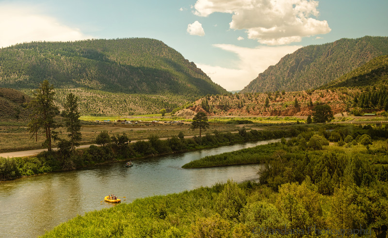 September 11, 2012 - Peaceful - a scene from Colorado, pic taken on California Zephyr train trip
