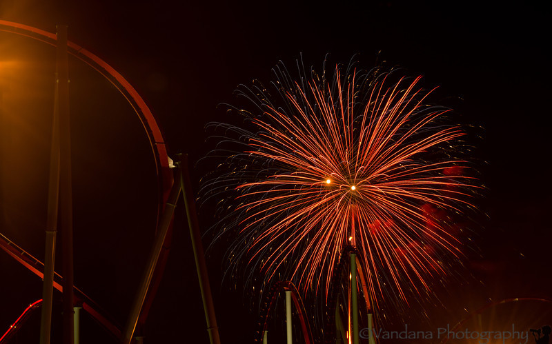 """July 7, 2012 - One more roller coaster ride  More fireworks shots <a href=""""http://www.vandanaphotography.com/Travel/North-Carolina/Charlotte-July-4th-Fireworks/23984583_6sdDmc"""">here</a>"""