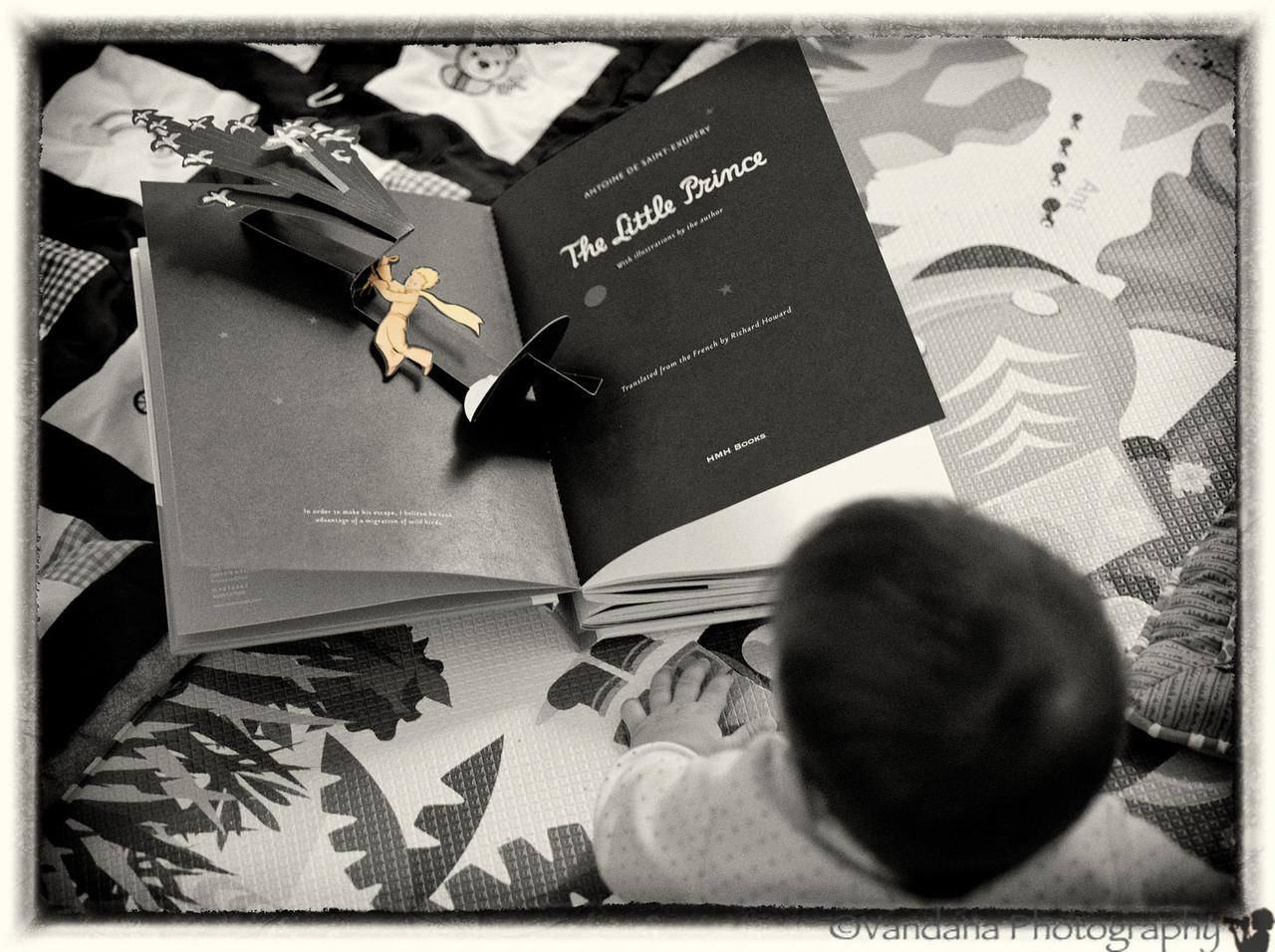 November 7, 2012 - My little prince