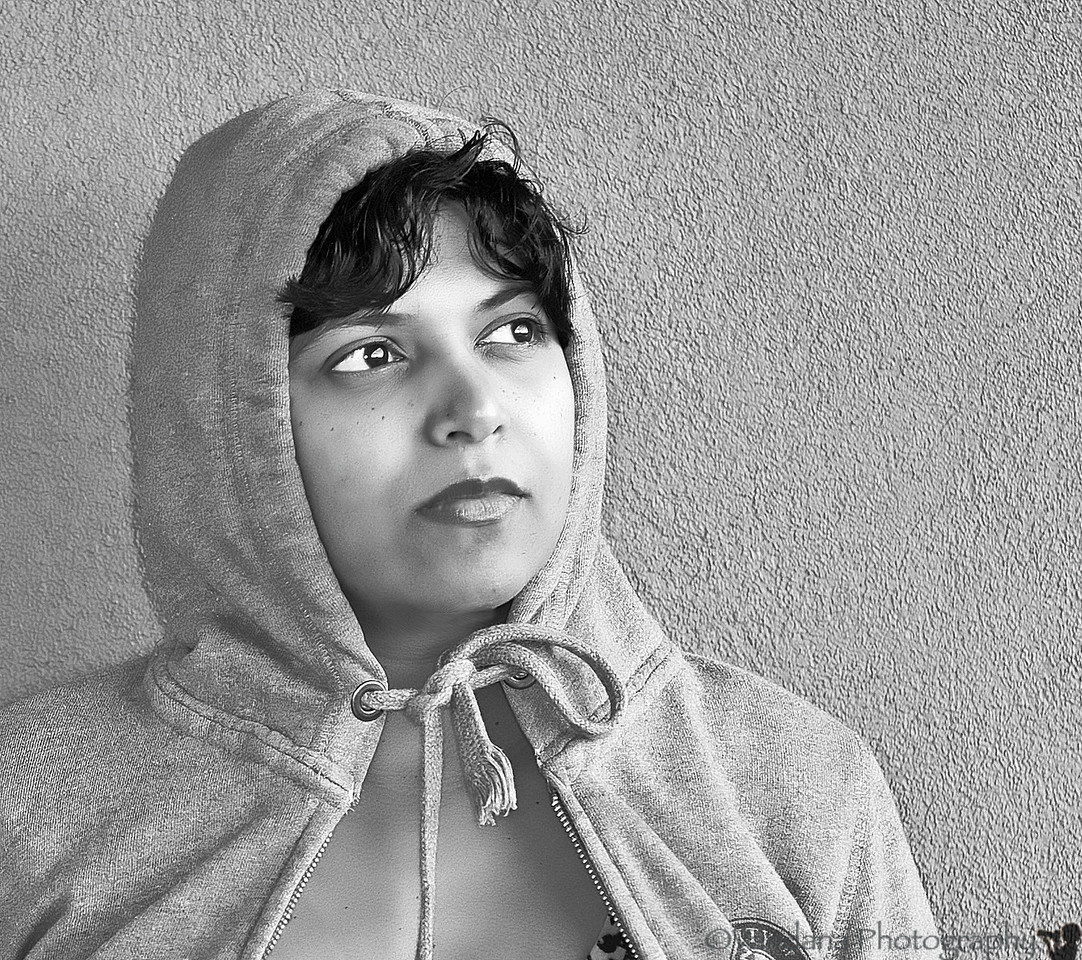 "March 26, 2012 - In support of the Million Hoodie March and justice for Trayvon Martin - wearing a hoodie shouldn't get one killed..  <a href=""http://en.wikipedia.org/wiki/Shooting_of_Trayvon_Martin"">wiki link</a>"