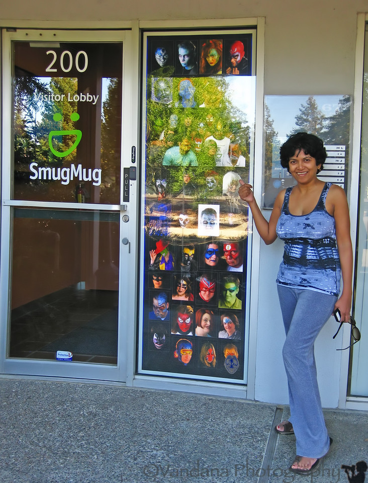 June 27, 2012 - V goes to Smugmug ! <br /> <br /> visiting smugmug headquarters in Mountain View, CA !