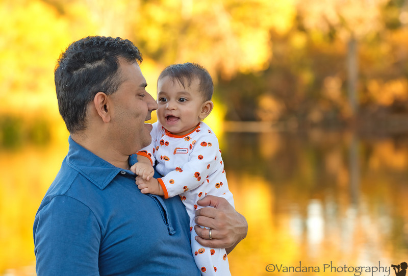 October 28, 2012 - a fall portait - taken at Heather Farm Park, Walnut Creek