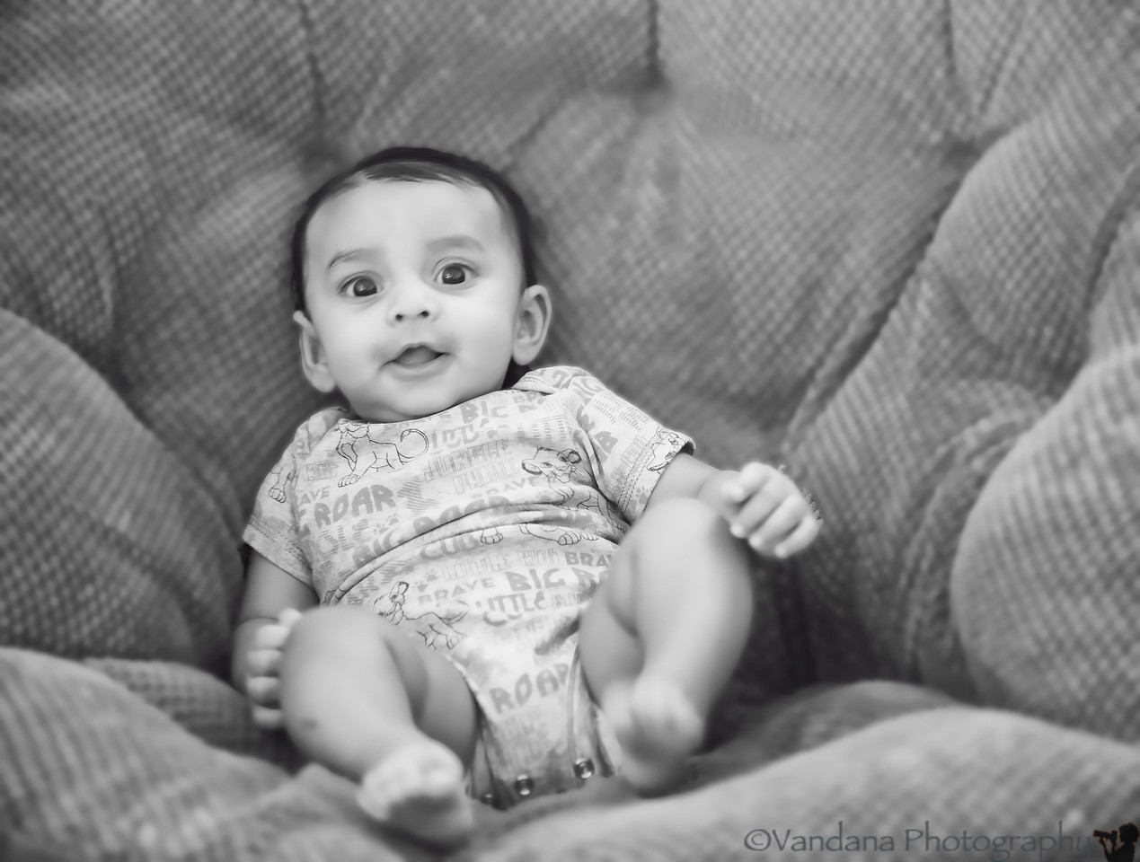 September 10, 2012 - Arjun relaxing