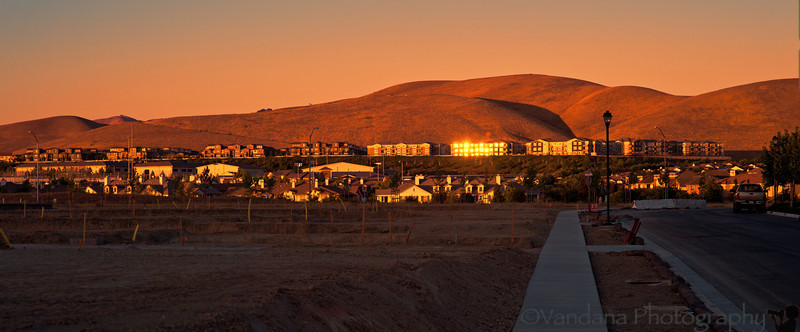 September 8, 2012 - the golden light