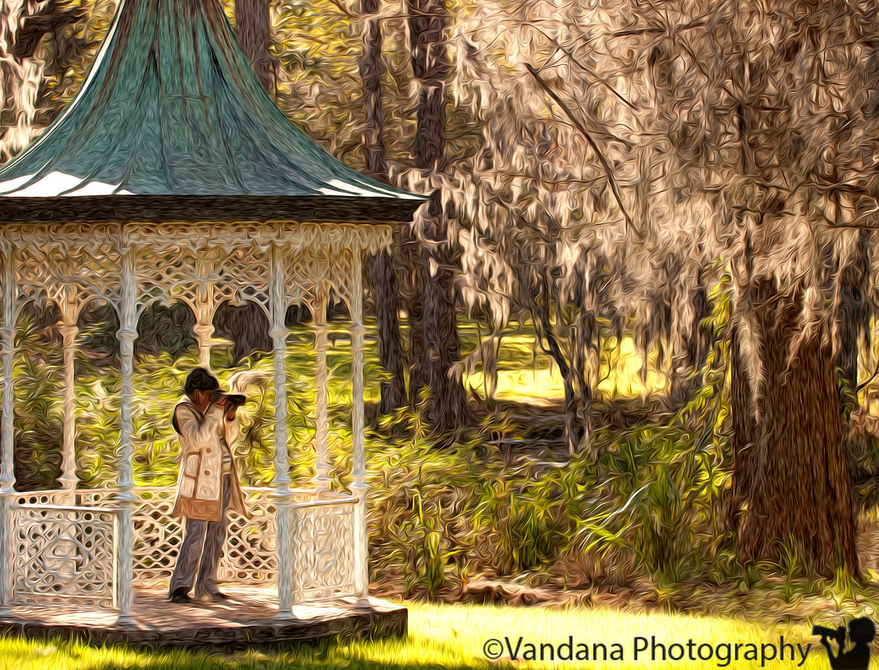 January 20, 2012 - Shooting at Magnolia Gardens ( pixel bender used !) - 26+ weeks pregnant V