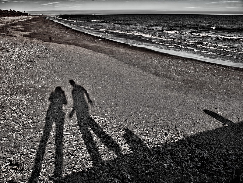 February 1, 2012 - V and K at Edisto beach