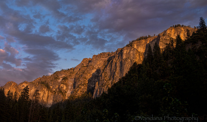 August 17, 2012 - Sunset in Yosemite<br /> <br /> Arjun's first day at daycare ! so nervous and tearful - not Arjun but me !