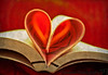 February 14, 2012 - A heart for my Valentine<br /> <br /> I know the book heart has been done many times, but had to do it myself !