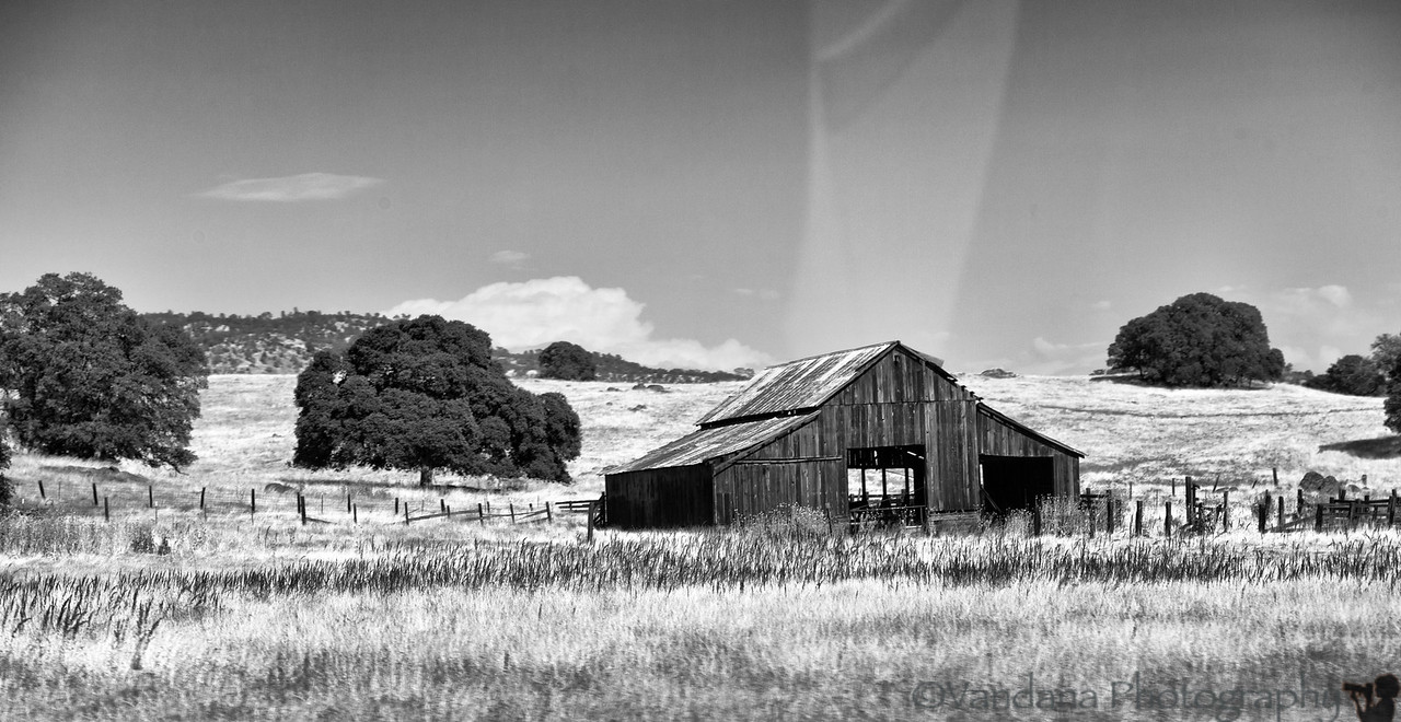 August 14, 2012 - On the road to Yosemite