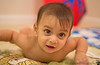 October 20, 2012 - Tummy time