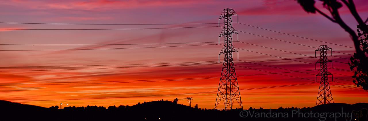 September 25, 2012 - Another California sunset