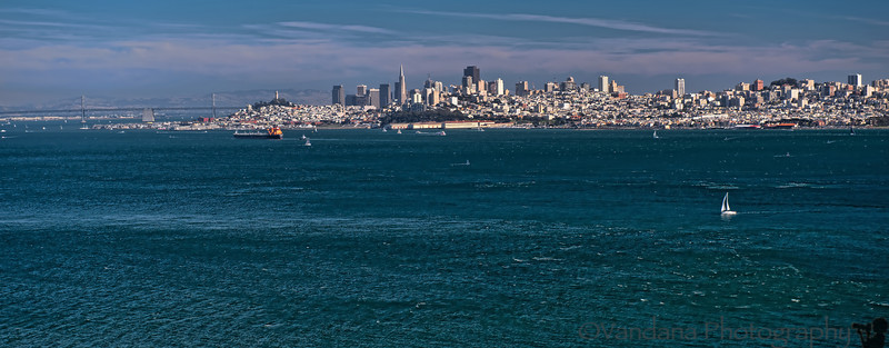 September 18, 2012 - A clear day in San Francisco