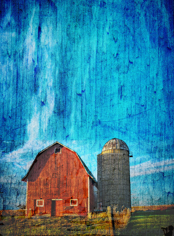March 9, 2012 - Abandoned barn ( a blatant attempt to copy JY :))<br /> <br /> thanks so much to Billie for the abstract challenge yesterday - so much fun, so challenging, and such pleasure to see all the wonderfully creative abstract entries from everybody !