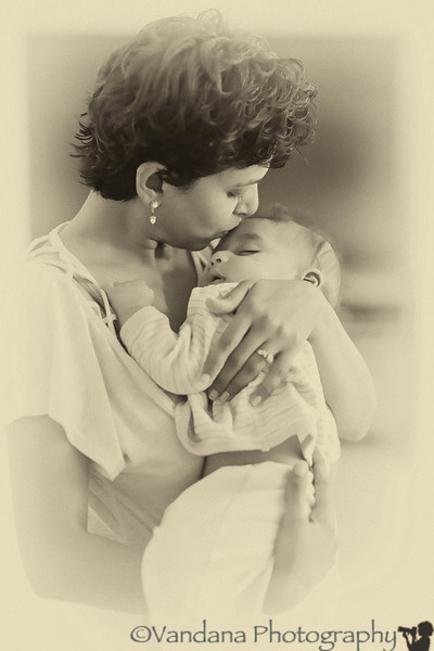 August 31, 2012 - Mother and child
