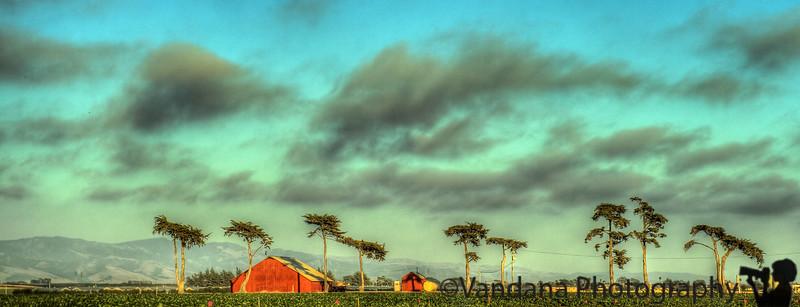 May 27, 2013 - Wind, light, farm