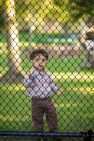 July 29, 2013 - Arjun at Heather Farm Park