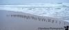 March 7, 2013 - a walk along the beach