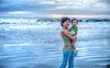 November 30, 2013 - V with Arjun at Coronado Bay beach, forgetting all our troubles :) !