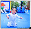 May 2, 2013 - Playing with bubbles !