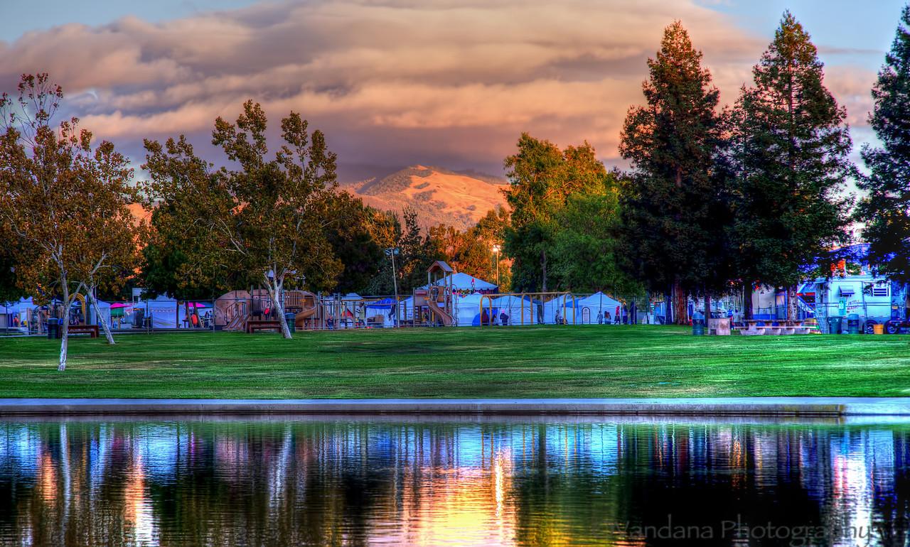 September 26, 2013 - Reflections of Mt.Diablo, a Heather Farm Park